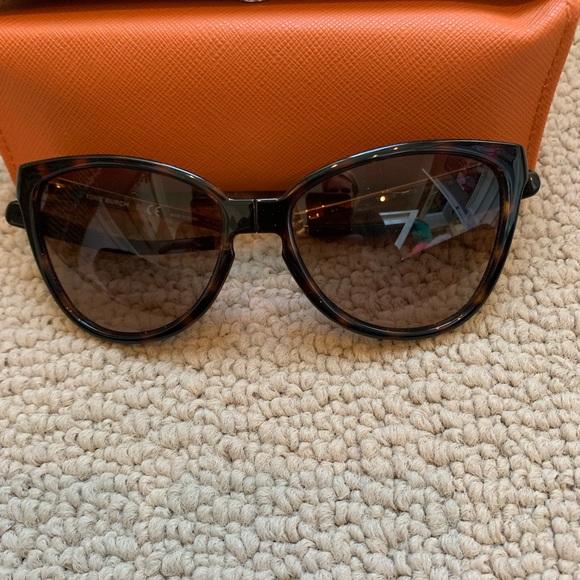 659dec4281a8 Tory Burch Tortoise Foldable Sunglasses. M_5cb66ec226219fa46d764265